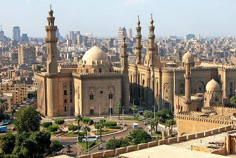 OBOUR LAND - Egipto