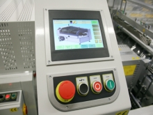 HS500 Control panel