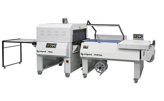 Empaquetadoras manuales, semiautomáticas y automáticas con túnel de termorretracción