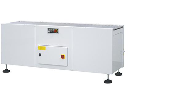 Empaquetadoras automáticas en continuo con túnel de termorretracción