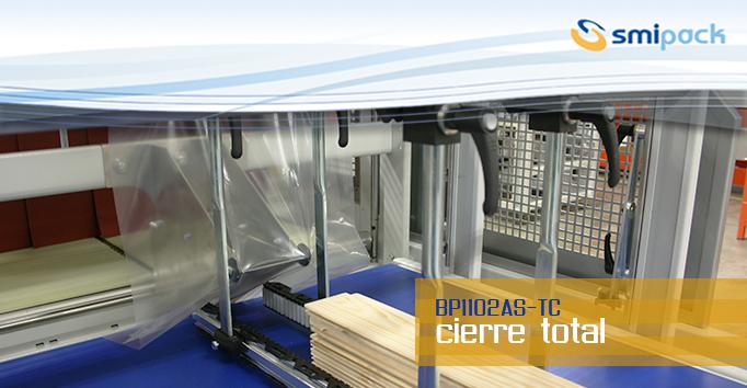 BP1102AS-TC Cierre total